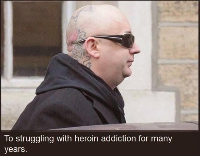 10 famosos conocidos mundialmente antes y después de su adicción a las drogas. - 12