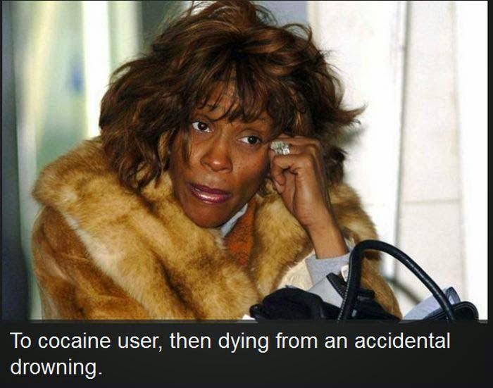 10 famosos conocidos mundialmente antes y después de su adicción a las drogas. - 16