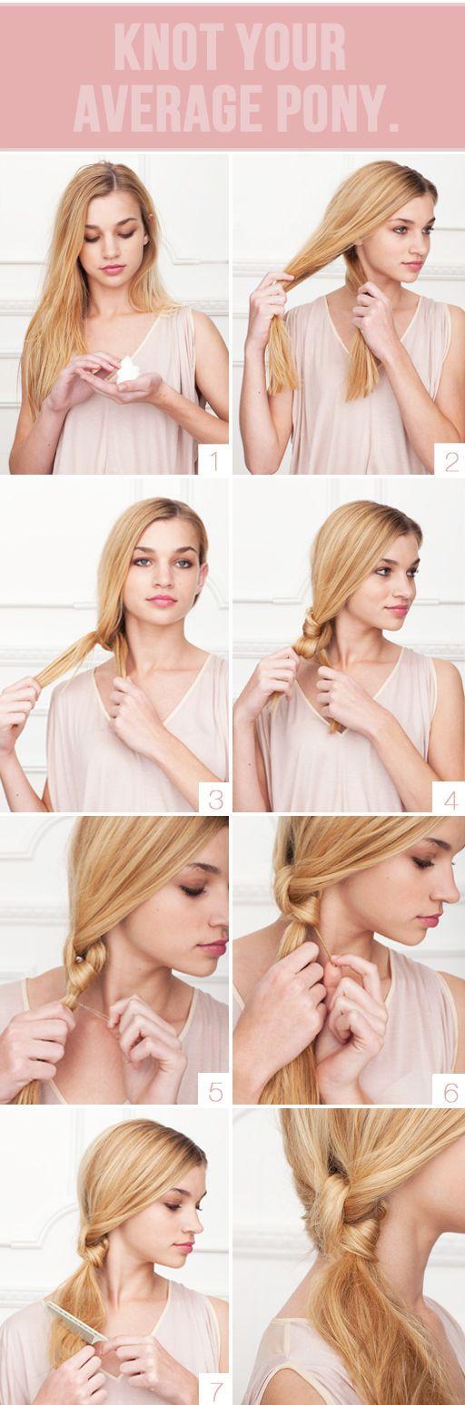 17 peinados rápidos y fáciles para cuando ni tienes tiempo ni ganas de complicarte 1