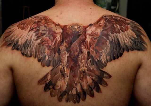 50 impresionantes tatuajes realistas en 3D que te dejarán con la boca abierta. - 37