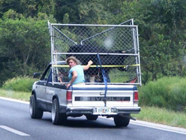 Las 30 formas más PELIGROSAS de transportar cosas... ¡A lo que puede llegar el ingenio...! - 8