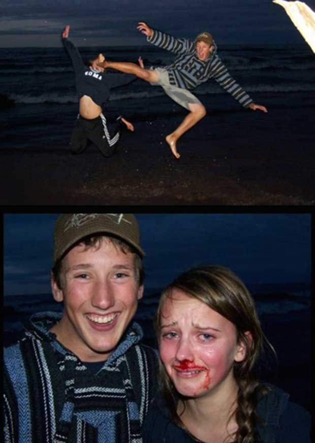 18 Fotos familiares con un resultado inesperado - 10