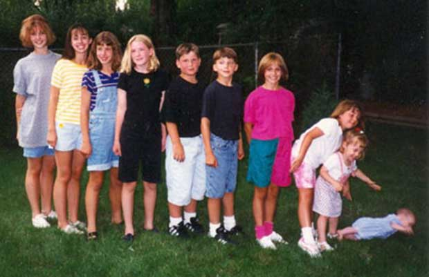 18 Fotos familiares con un resultado inesperado - 2