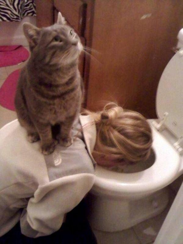 29 situaciones en baños que no te puedes perder - 23