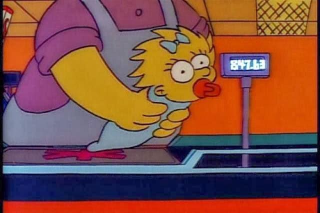 Cosas que seguro no sabes de Los Simpson. 6