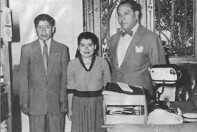 Las historia real de Lina Medina la niña que fue madre a los 5 años. 4