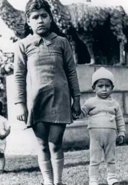 Las historia real de Lina Medina la niña que fue madre a los 5 años. 5