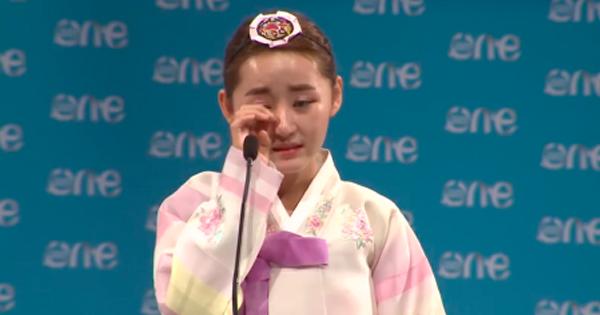 El estremecedor testimonio de la joven que consiguió escapar de Corea del Norte. Te pondrá los pelos de punta.